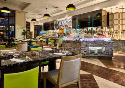Architectural Photography Hotel Zhengzhou - Buffet Restaurant