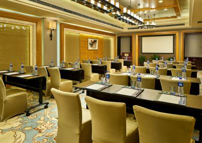 architectural photography ballrooms meeting rooms xian meeting room classroom setup