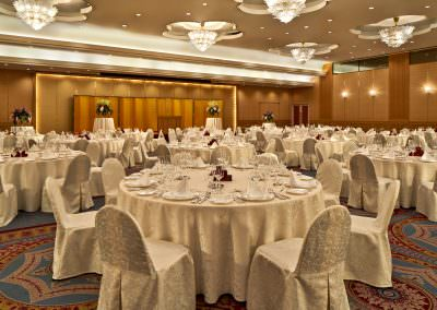 architectural photography ballrooms meeting rooms kyoto heian ballroom