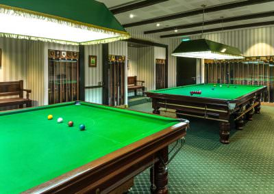 Interior Photography - Tanglin Club Singapore - Pool Room