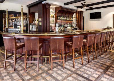restaurant architecture photography Tanglin Club Singapore Wet Bar