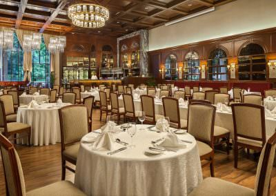 restaurant architecture photography Tanglin Club Singapore Churchill Room