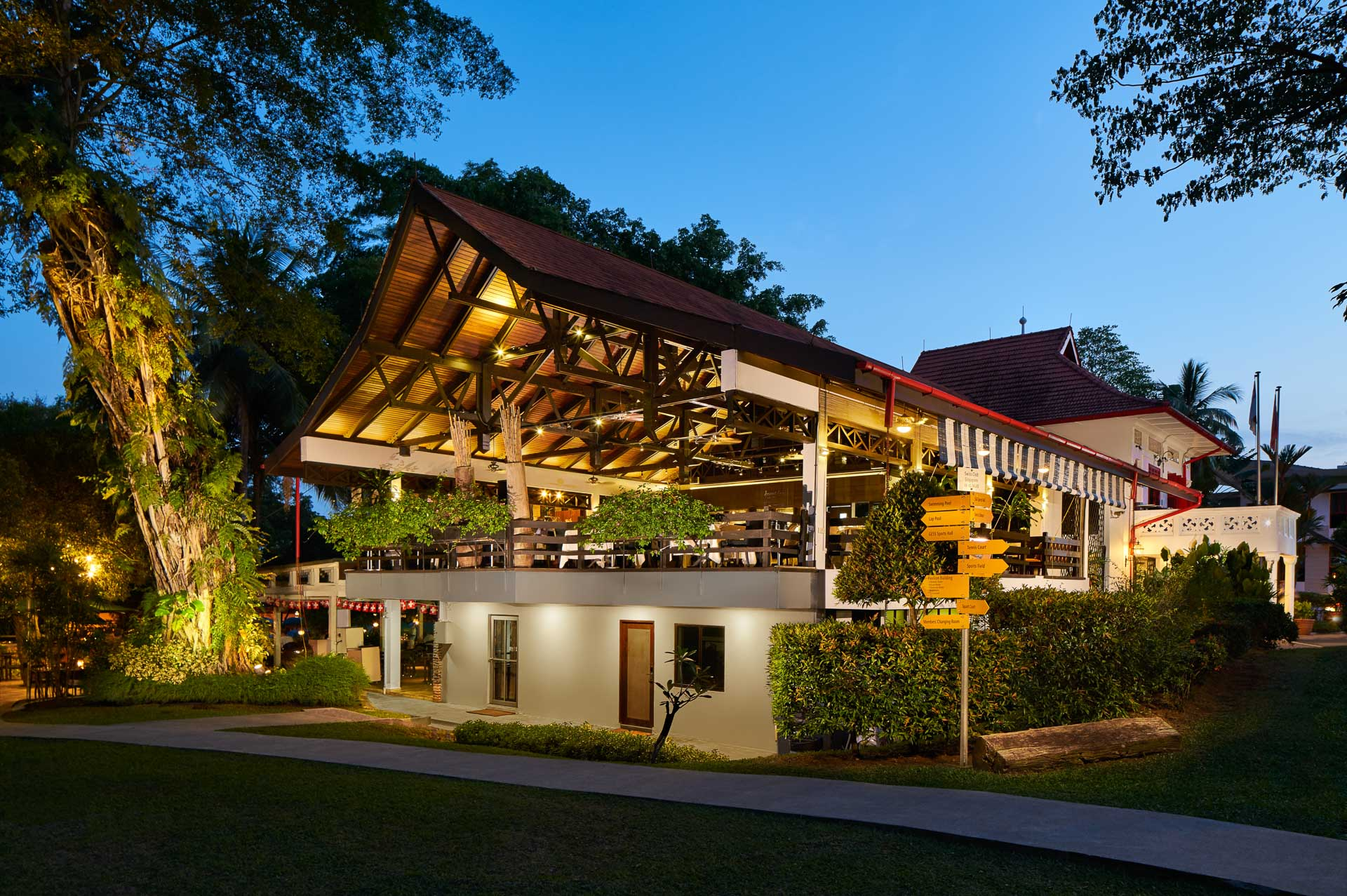 exterior architectural photography. Plain Exterior Architectural Photography Spaces Swiss Club Singapore Arbenz Restaurant  Exterior In Architectural Photography