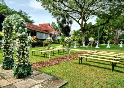 architectural photography ballrooms meeting rooms Swiss Club Singapore Garden Wedding 2