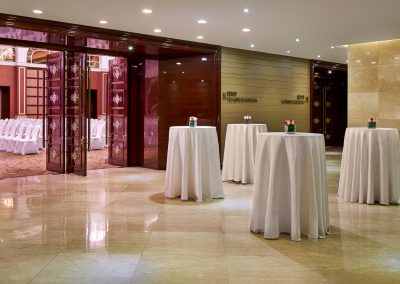 architectural photography ballrooms meeting rooms yong ballroom pre function area