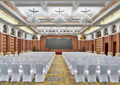 architectural photography ballrooms meeting rooms yong ballroom theatre