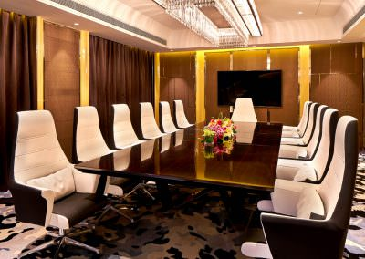 architectural photography ballrooms meeting rooms bejing executive meeting 1