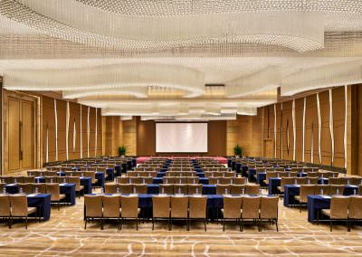 architectural photography ballrooms meeting rooms meijiang ballroom classroom setup
