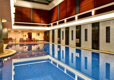architectural photography spaces changsha hotel pool