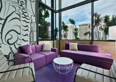 13-Interior Photography Singapore-Yotel - Coworking Space Rear