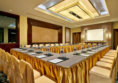 architectural photography ballrooms meeting rooms binhai cunmulus meeting room