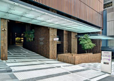 19-Interior Photography Singapore-Yotel - Hotel Entrance 2
