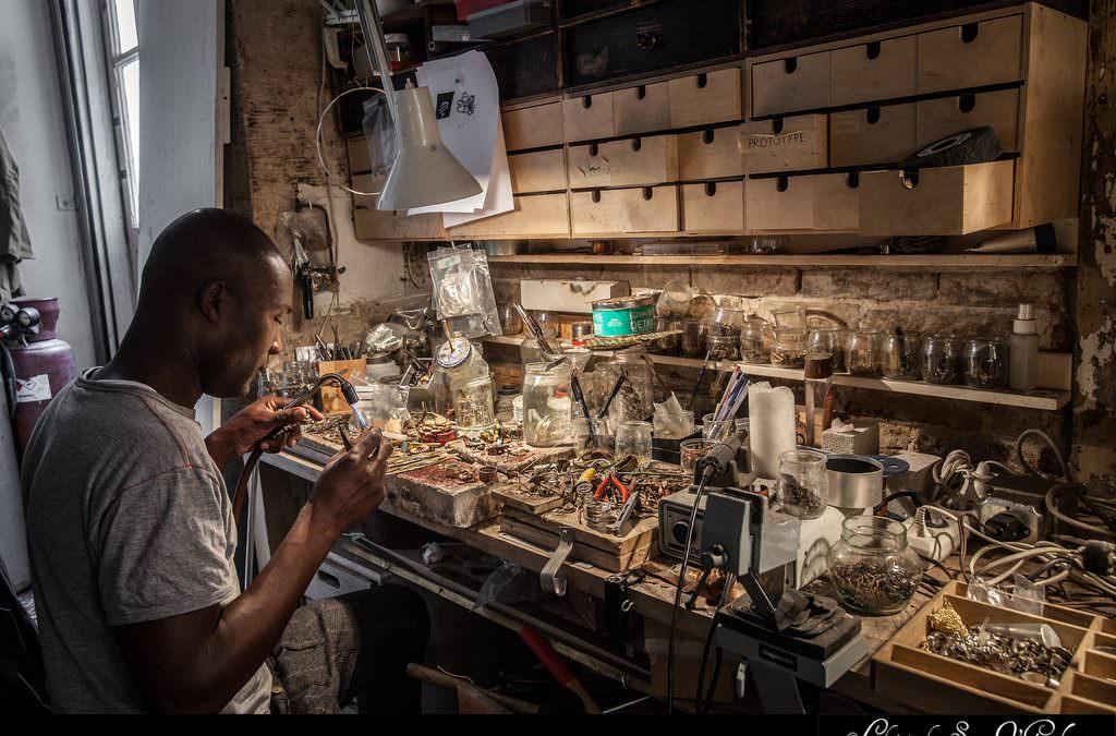 Virtual Tour for Lotta Djossou Jewellery in Paris