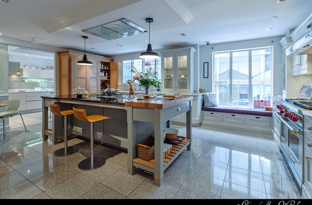 Virtual Tour for Arena Kitchens in Dublin, Ireland