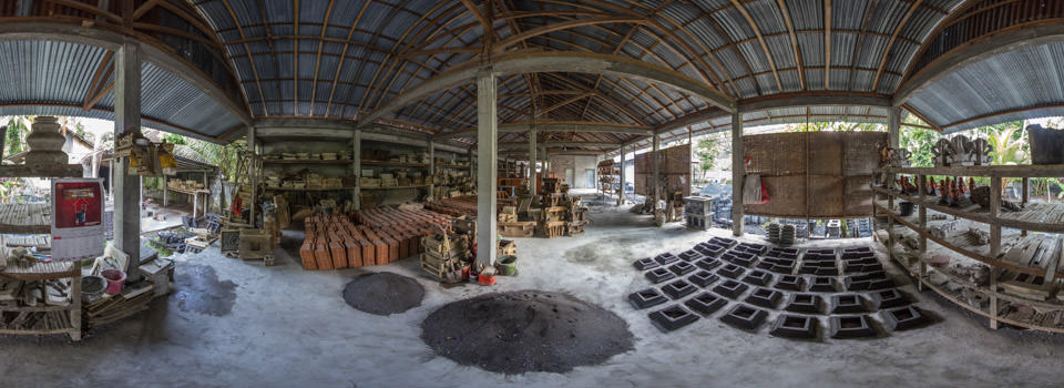 Virtual tour of Stone Mason in Bali