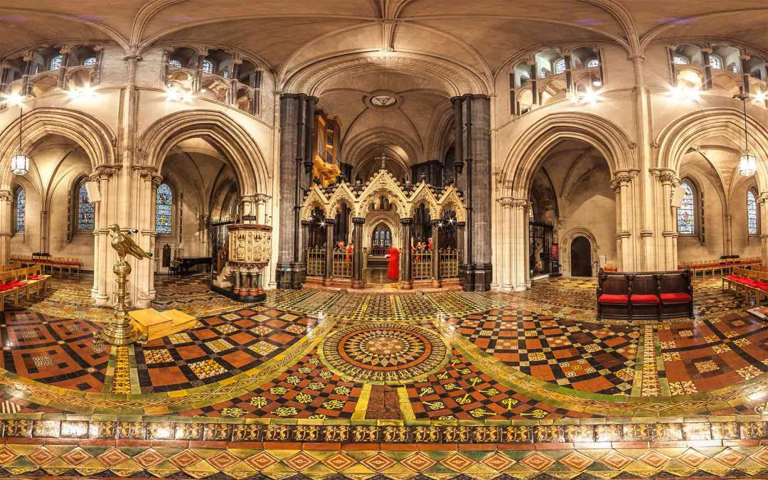 Virtual Tour of Christ Church Cathedral in Dublin, Ireland
