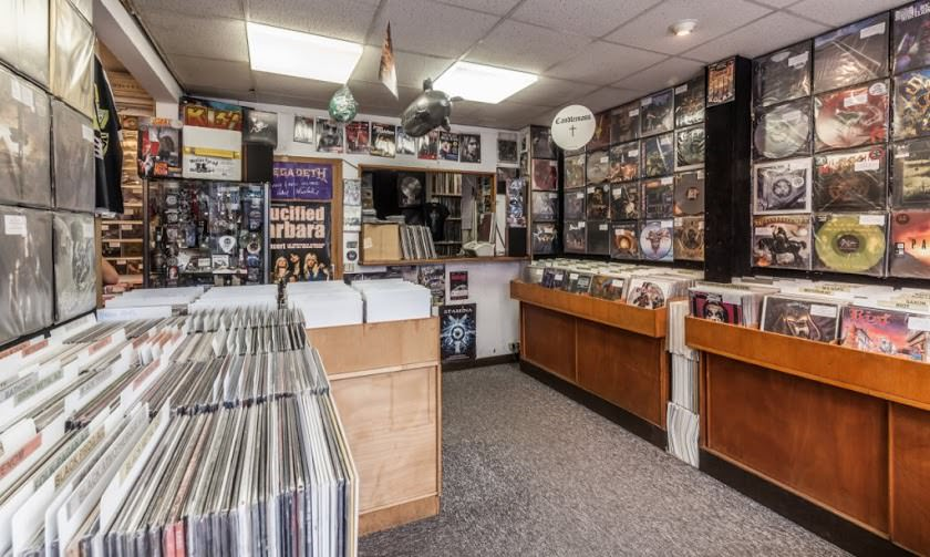 Virtual Tour Rock'n'Roll Voltage in Paris, France