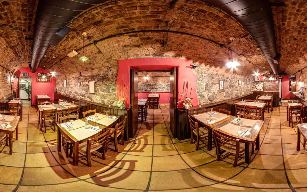 Virtual Tour for Il Baccaro in Dublin, Ireland