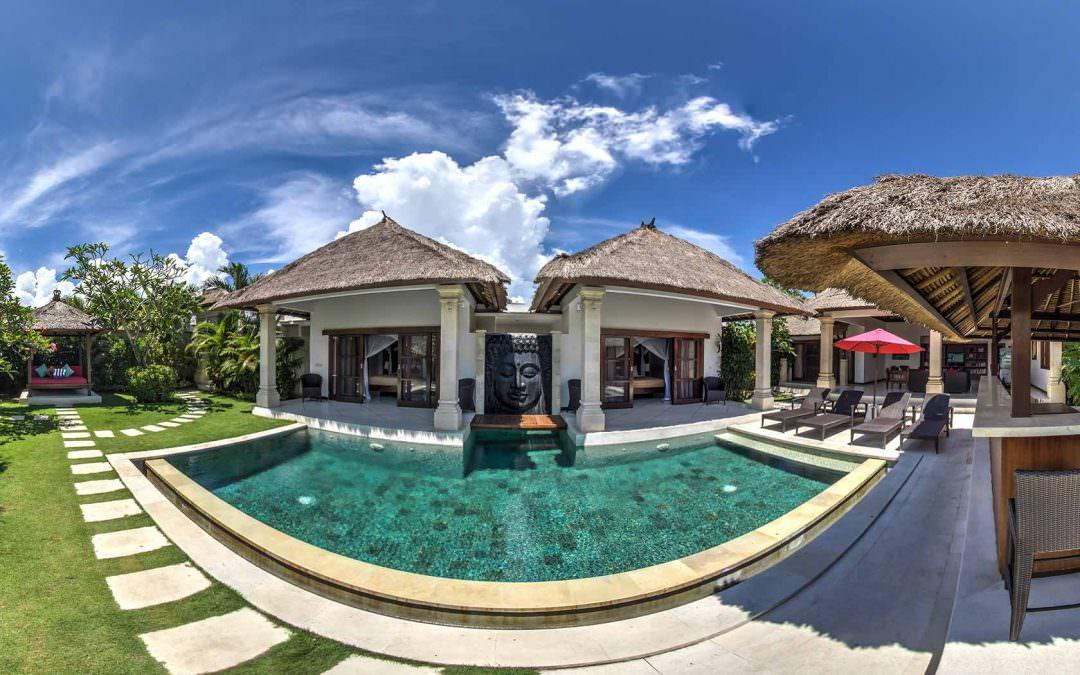 Virtual Tour of Villa Rama in Seminyak, Bali
