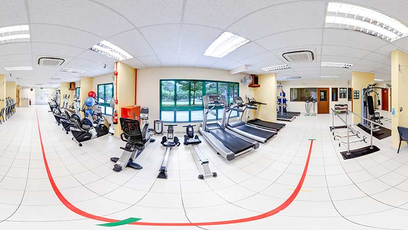 Virtual Tour for St Luke's Eldercare, Singapore