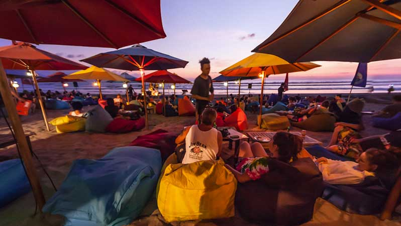 Virtual Tour of The Champlung on Seminyak Beach, Bali