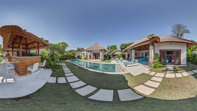 Virtual Tour for Villa Alore in Seminyak, Bali