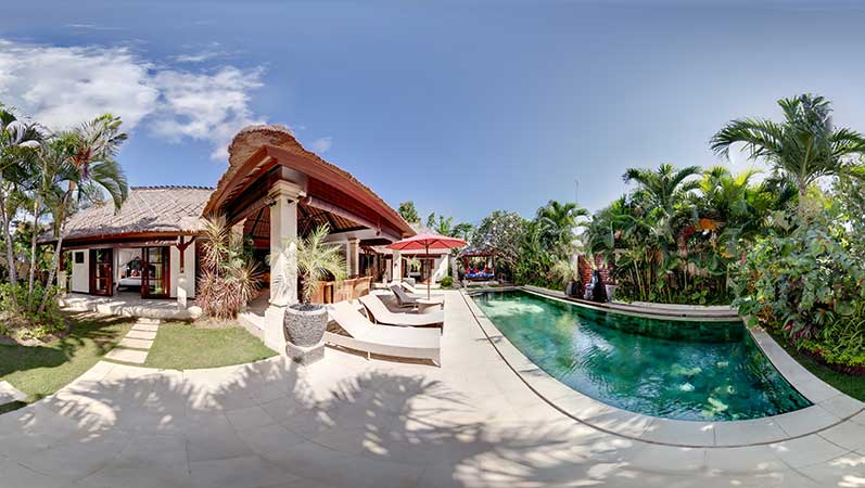 Virtual Tour of Villa Olive in Seminyak, Bali