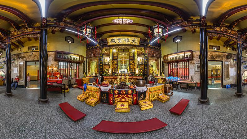 Virtual Tour Singapore – Leong San See Temple
