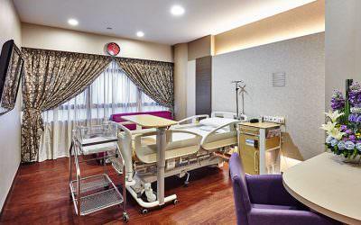 Virtual Tour Singapore – KK Women's and Children's Hospital