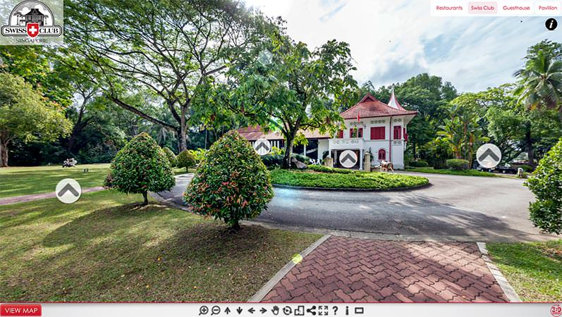 Virtual Tour for Swiss Club Singapore