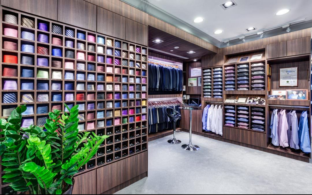 Virtual Tour and Photography for Raffles Tailor, in Raffles Place Singapore