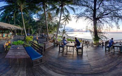 Virtual Tour of Rimba Resort, Sibu Island, Malaysia