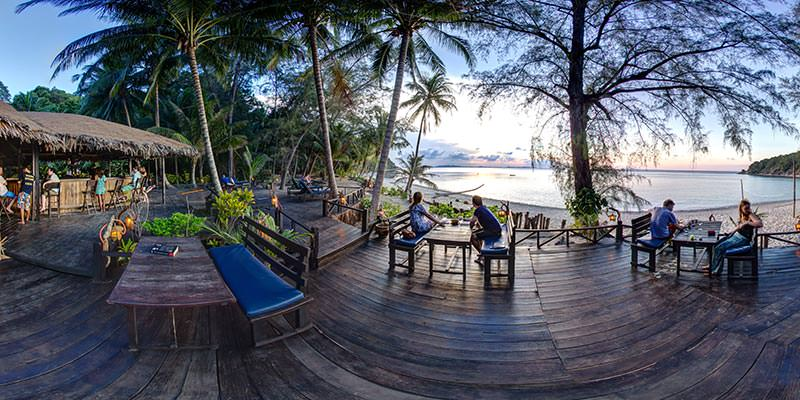 Virtual Tour of Rimba Resort, Sibu Island, Malaysia