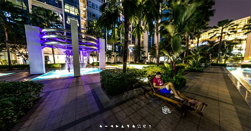 Virtual Tour of City Square Residences Singapore