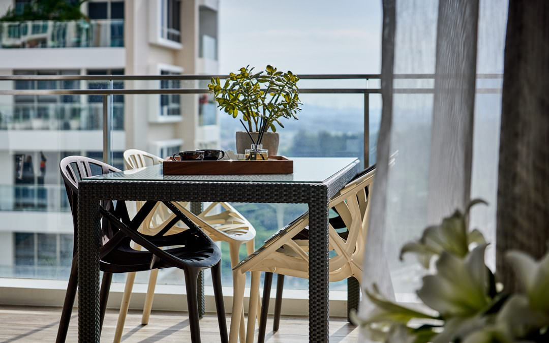 Interior Photography at The Seafront on Meyer Condo in Singapore