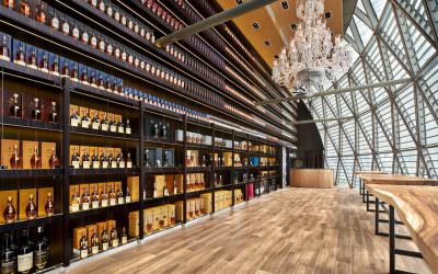 Interior and Architectural Photography at The Whiskey Trust in Singapore