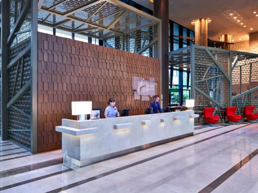 Holiday Inn Express Clark Quay Singapore | Hotel Photography