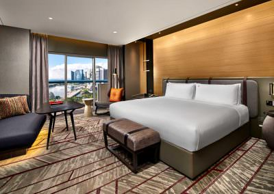 Swissotel Singapore King Harbour View Day