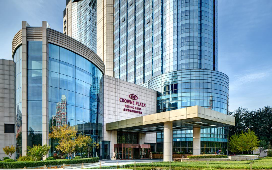 Hospitality Photography for Crowne Plaza Beijing Lido
