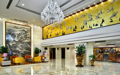 Hospitality Photography for Crowne Plaza hotel in Changsha