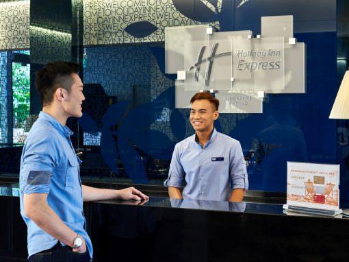 Holiday Inn Express Katong Singapore   Resort & Hotel Photography