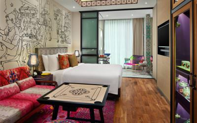 Hotel Photography for Hotel Indigo Katong Singapore