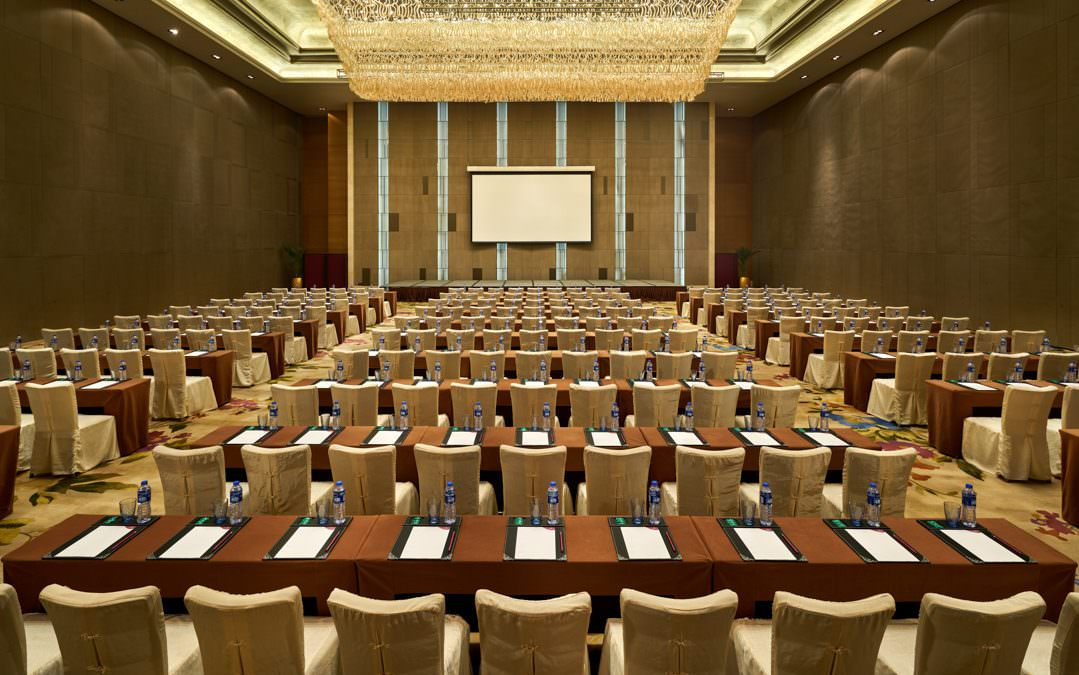 Hospitality Photography for Crowne Plaza Xi'an Hotel in China