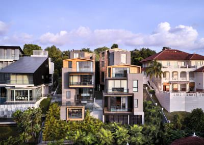 Aerial Architectural Photography Singapore 3 by 2 house - Aerial Photo 7 - 6-46 PM