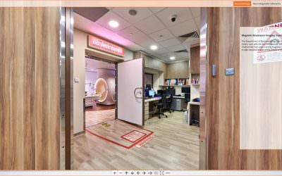 Singhealth – 360 Virtual Tours and 360° Degree VR Project
