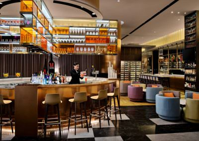 Grand Copthorne Waterfront Hotel Singapore - Tempo Bar and Restaurant