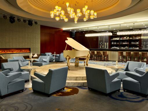 Crowne Plaza Hotel in Ordos, China | Hotel Interior Photography