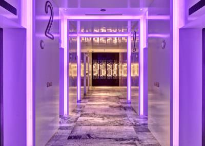 28-Interior Photography Singapore-Yotel - Lift Lobby Level 2