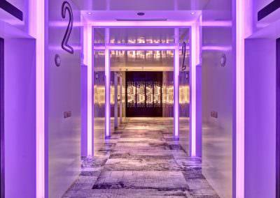 28-Interior Photography Singapore-Yotel - Lift Lobby Level 2