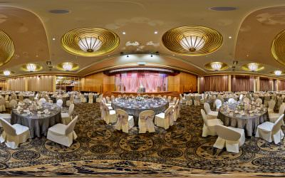 360 Virtual Tour for The Ritz Carlton Ballroom in Singapore
